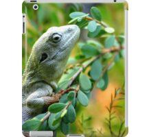 Climbing Lizard iPad Case/Skin