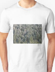 Lost in Pine Unisex T-Shirt