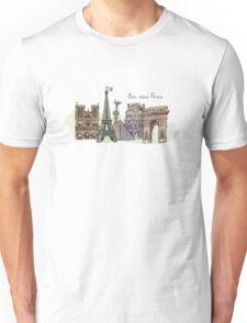Good Old Paris Unisex T-Shirt