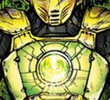 Cyrax Mortal Kombat Sticker