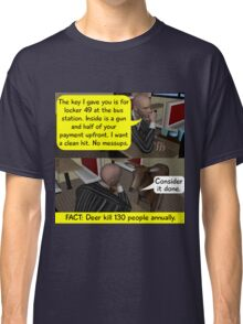The Paid Assassin Classic T-Shirt