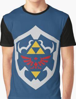 HYLIAN OF SHIELD Graphic T-Shirt