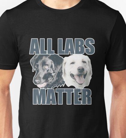 All Labs Matter Unisex T-Shirt