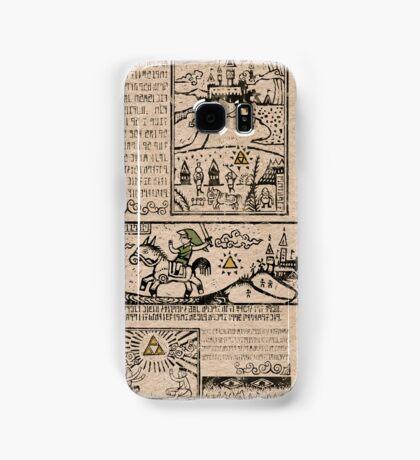 Hero of Time Tapestries Samsung Galaxy Case/Skin