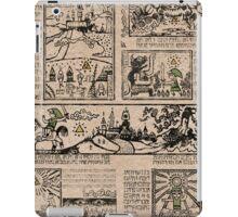 Hero of Time Tapestries iPad Case/Skin