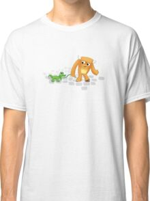 Monster and his pet Classic T-Shirt
