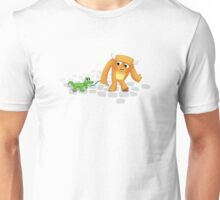 Monster and his pet Unisex T-Shirt