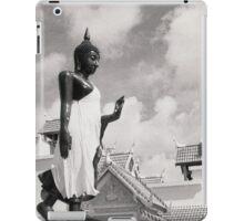 Vitarka mudrā iPad Case/Skin