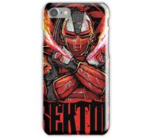 Sektor Mortal Kombat iPhone Case/Skin