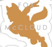 Fox McCloud - Super Smash Bros. Sticker