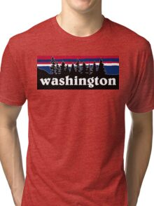 Washington Tri-blend T-Shirt