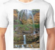 Wentworth Falls, Blue Mountains Unisex T-Shirt
