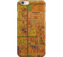 Melbourne CBD  iPhone Case/Skin