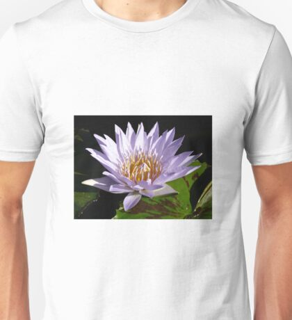 Water Lily Unisex T-Shirt