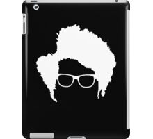 The IT Crowd Moss Silhouette iPad Case/Skin