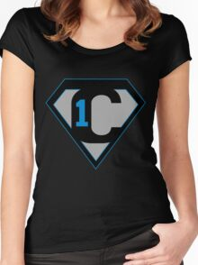 Super Cam Women's Fitted Scoop T-Shirt