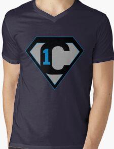 Super Cam Mens V-Neck T-Shirt
