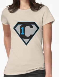 Super Cam Womens Fitted T-Shirt