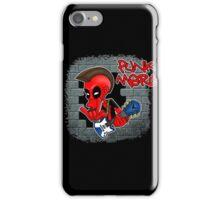 Punk Merc iPhone Case/Skin