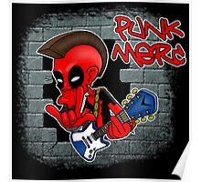 Punk Merc Poster