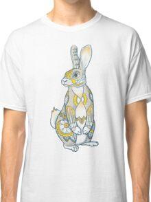 Mandala Bunny Classic T-Shirt