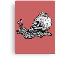Snail Mail Canvas Print