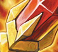 Mage Icon Sticker