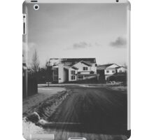 You Think Too Much iPad Case/Skin
