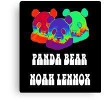Original Panda Bear #2 Canvas Print