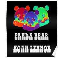 Original Panda Bear #2 Poster
