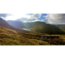 Hayeswater in the Lake District National Park, UK Photographic Print
