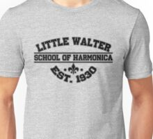 Little Walter School Of Harp Unisex T-Shirt