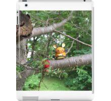 A Wild Dedenne Appears! iPad Case/Skin