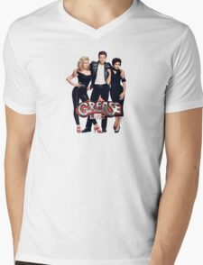 Grease Live  Mens V-Neck T-Shirt