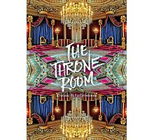 The Throne Room Fontainebleau Chateau Gorgeous Royal Interior Photographic Print