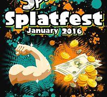 Splatfest EU January 2016 by KumoriDragon