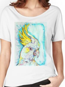 Blue Cockatoo Women's Relaxed Fit T-Shirt