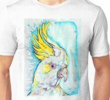 Blue Cockatoo Unisex T-Shirt
