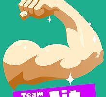 Splatfest Team Fit v.2 by KumoriDragon