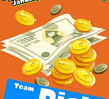 Splatfest Team Rich v.1 by KumoriDragon