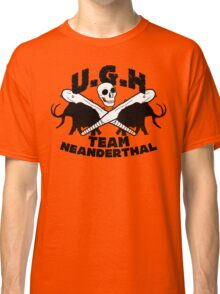 Prehistoric baseball team Classic T-Shirt