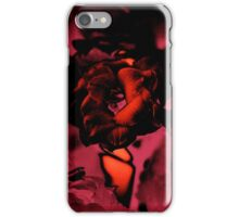 Flower Emerges on Wings iPhone Case/Skin