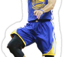 Steph Curry #4 Sticker