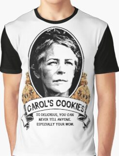 Carol's Cookies Graphic T-Shirt