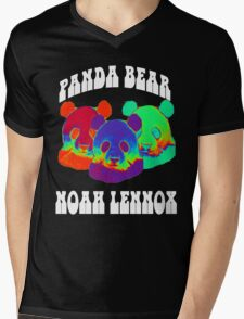 Original Panda Bear #3 Mens V-Neck T-Shirt