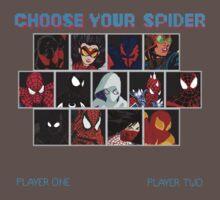 Spider-Verse Fighter by Steckadeck
