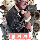 Feel the Bern by indiefoxe