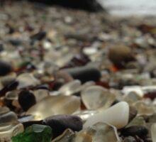 Glass Beach Sticker