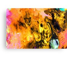 Flames of Desire Canvas Print