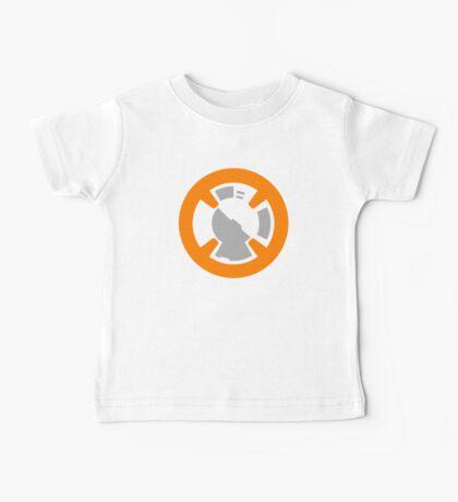 BB-8 Design Baby Tee